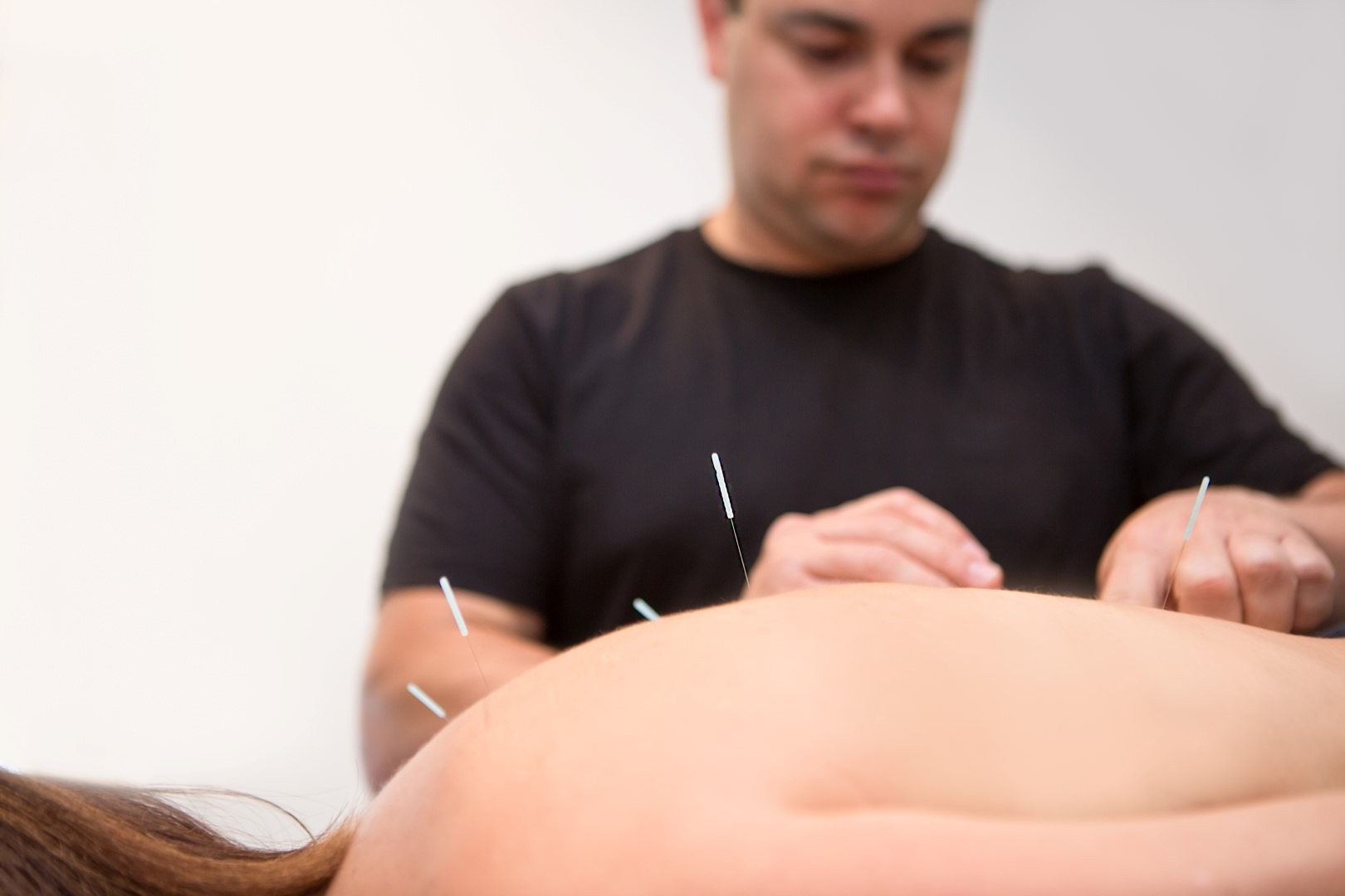 Nicholas Conte, acupuncture geelong